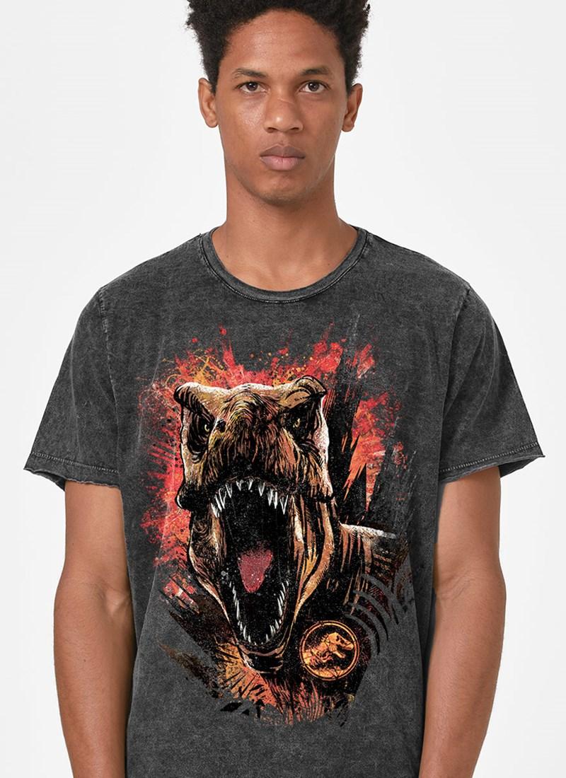 Camiseta Jurassic World T.Rex