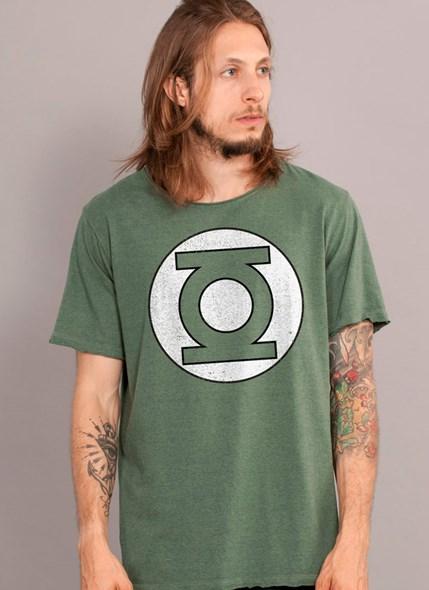Camiseta Lanterna Verde Logo