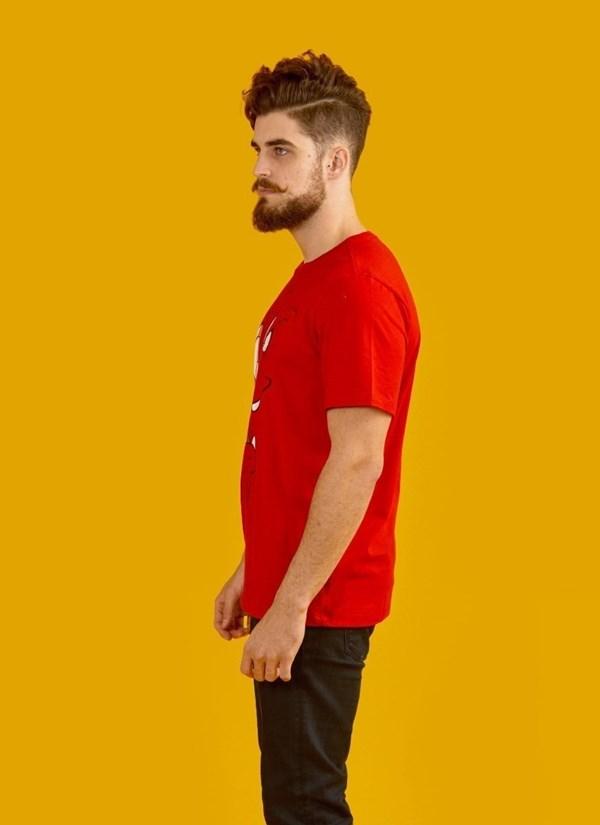 Camiseta Looney Tunes Gossamer