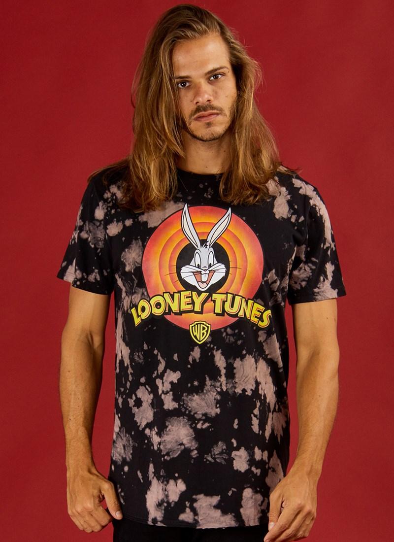 Camiseta Looney Tunes Logo