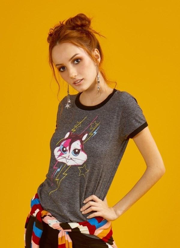 Camiseta Looney Tunes Meowie