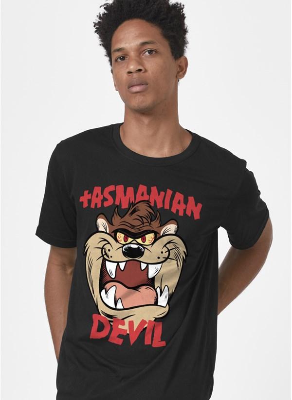 Camiseta Looney Tunes Taz Tasmanian Devil
