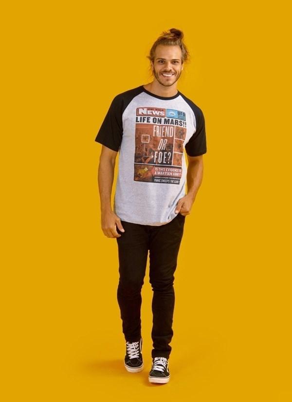 Camiseta Marvin Friend or Foe?