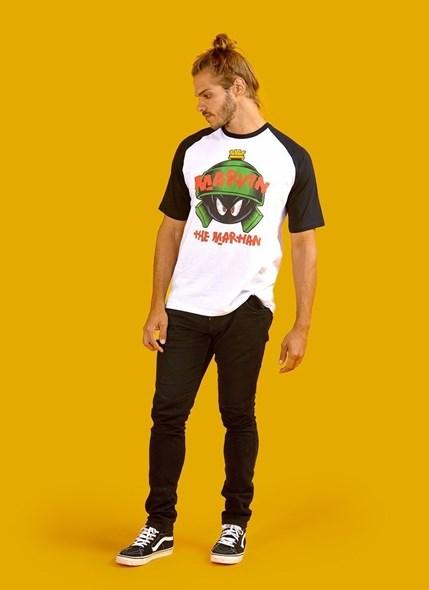 Camiseta  Marvin The Martian