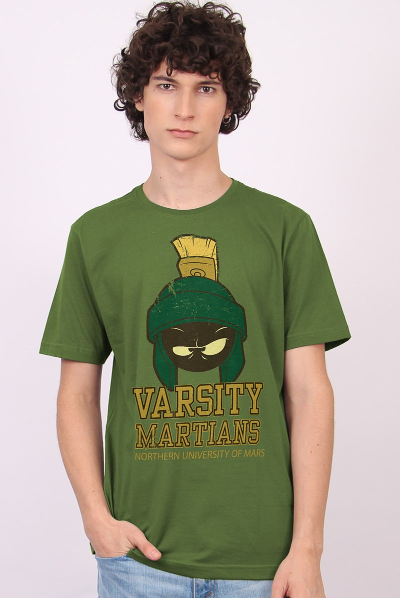 Camiseta Marvin Varsity Martians