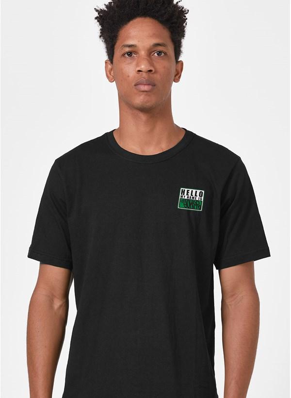 Camiseta Meu Nome é Coringa