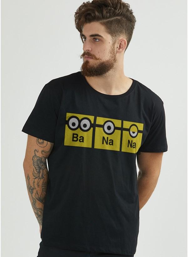 Camiseta Minions Banana