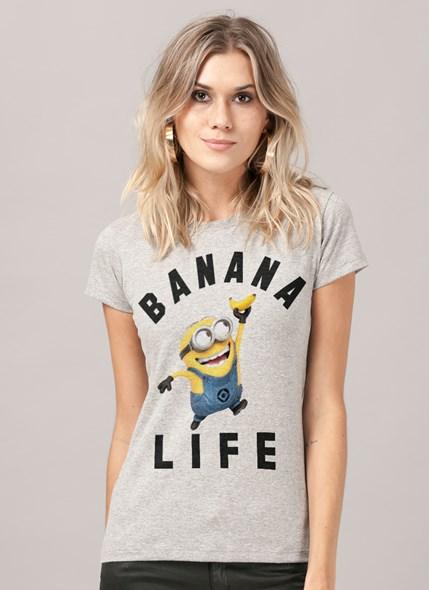 Camiseta Minions Banana Life