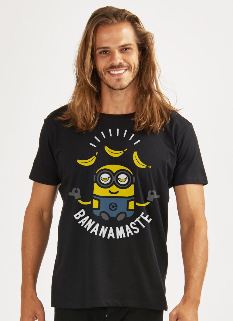 Camiseta Minions Bananamaste