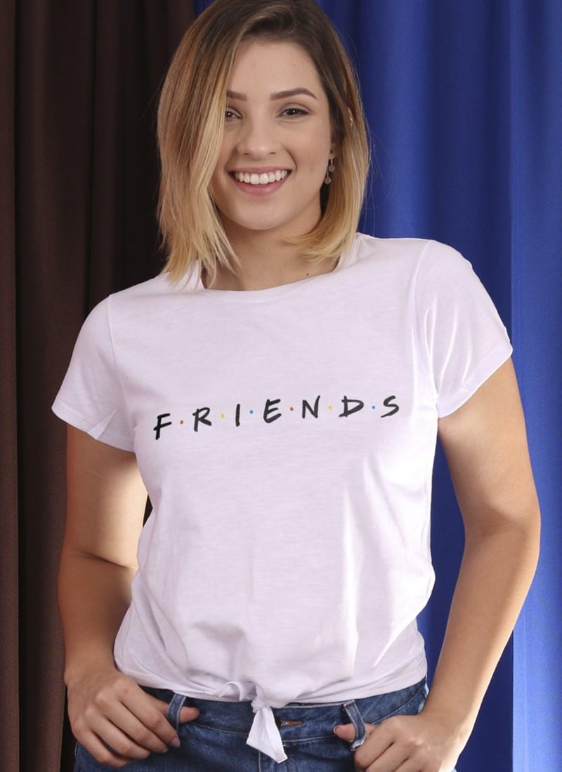Camiseta Nózinho Friends Logo