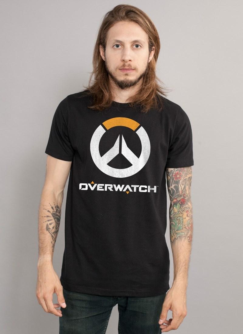 Camiseta Overwatch Logo
