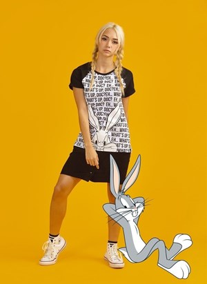 Camiseta Pernalonga What's UP Doc?