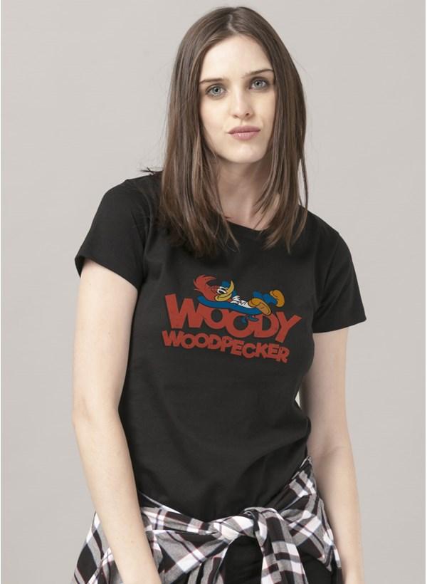 Camiseta Pica-Pau Cartoon