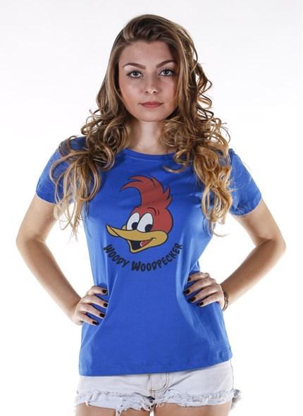 Camiseta Pica-Pau Face