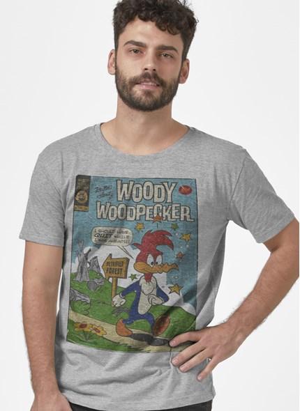 Camiseta Pica-Pau HQ
