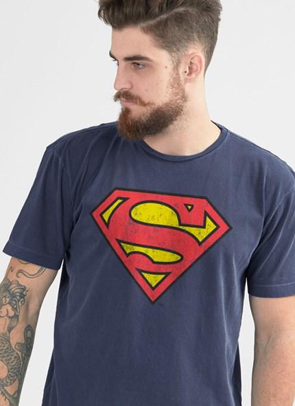Camiseta Premium Superman Logo Oficial