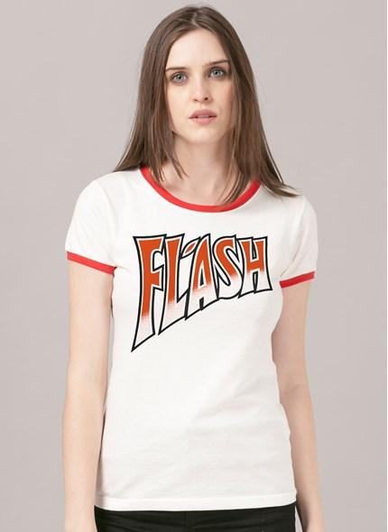 Camiseta Queen Flash