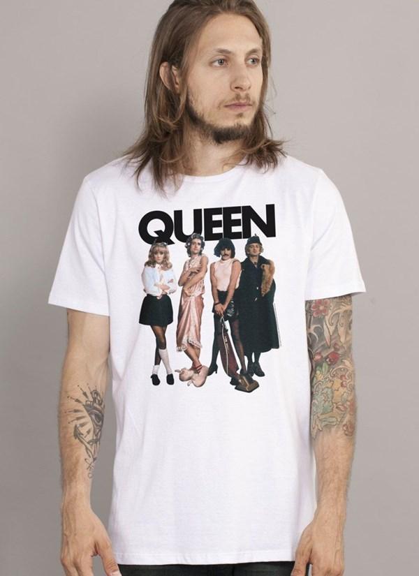 Camiseta Queen I Want To Break Free