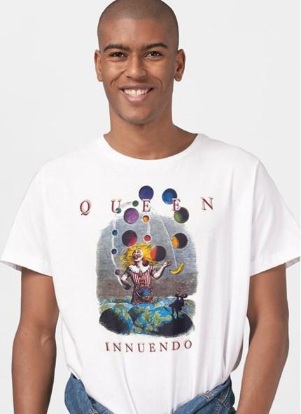 Camiseta Queen Innuendo