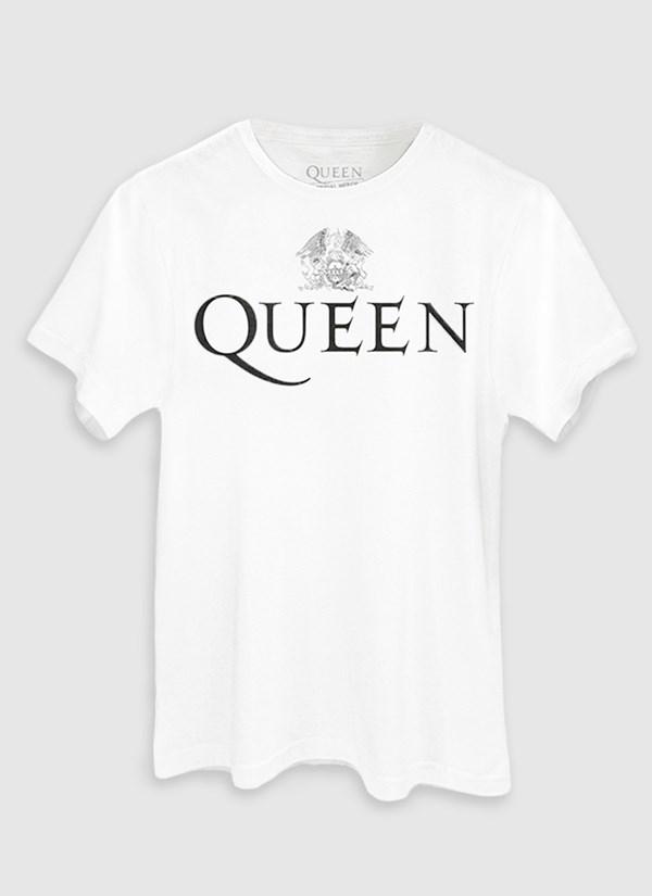 Camiseta Queen Logo