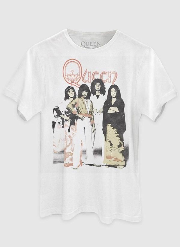 Camiseta Queen Photo