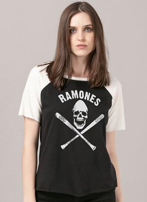 Camiseta Ramones Gabba Gabba Hey