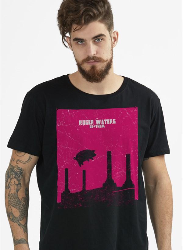 Camiseta Roger Waters Animals