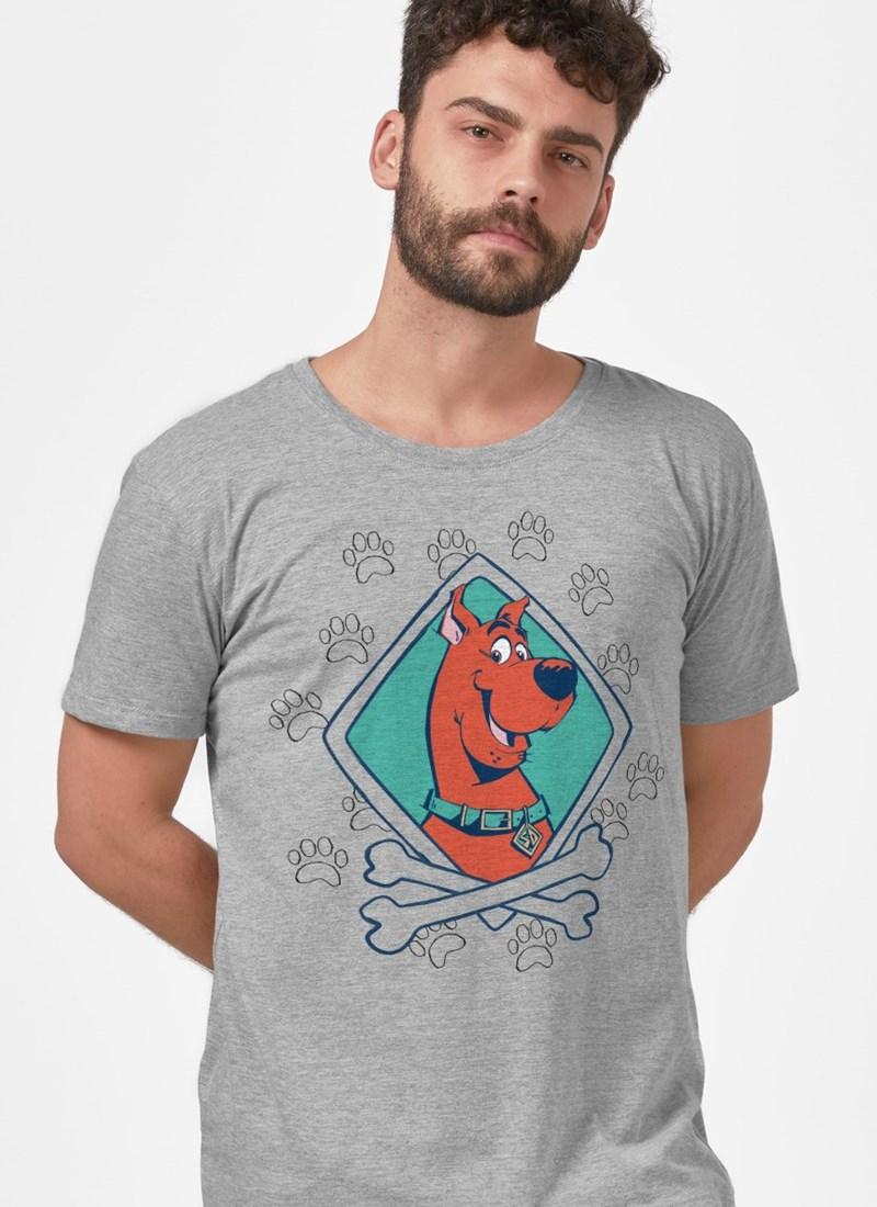 Camiseta Scooby! Patinhas