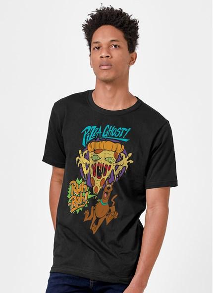 Camiseta Scooby! Pizza Ghost