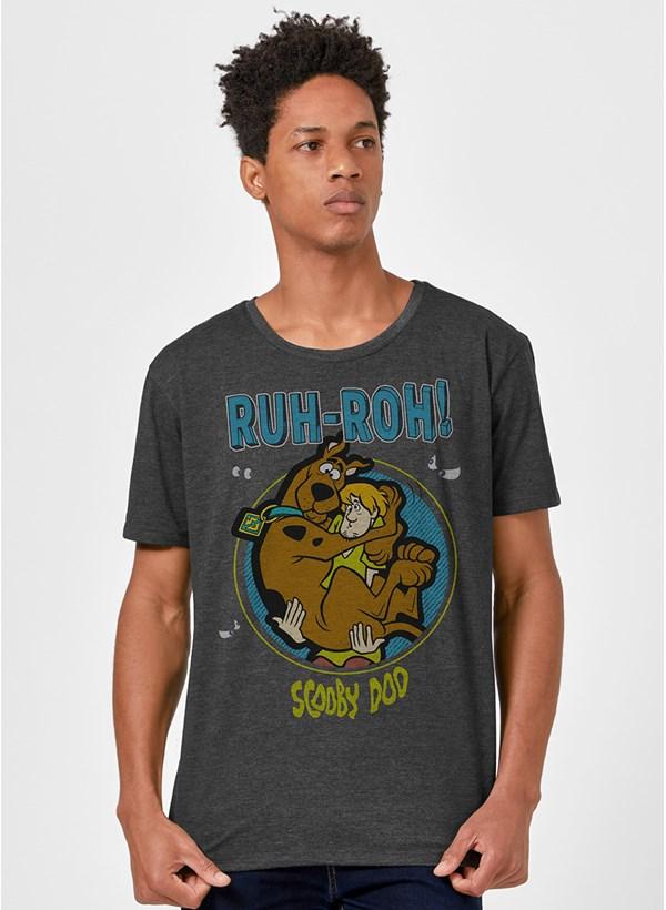 Camiseta Scooby! Ruh-Roh!
