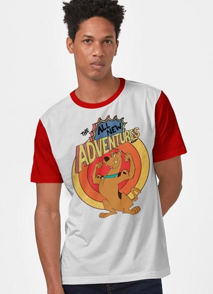 Camiseta Scooby! The All New Adventures