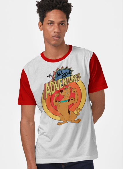 Camiseta Scooby! The All New Adventures