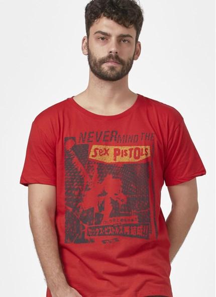 Camiseta Sex Pistols The Sex Pistols