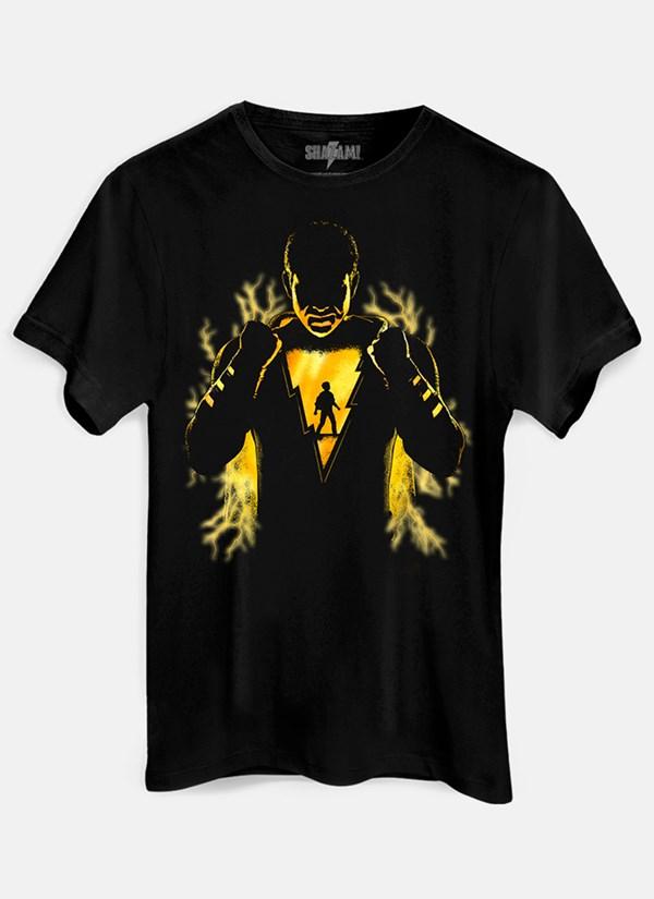 Camiseta Shazam Force
