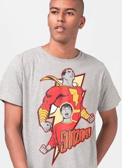 Camiseta Shazam Hero