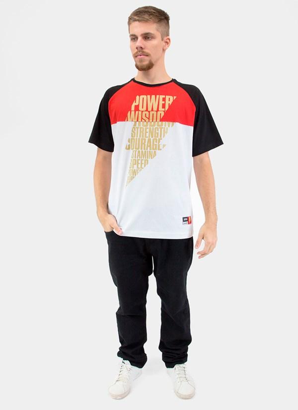 Camiseta Shazam Power