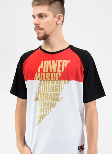 Camiseta Shazam Power