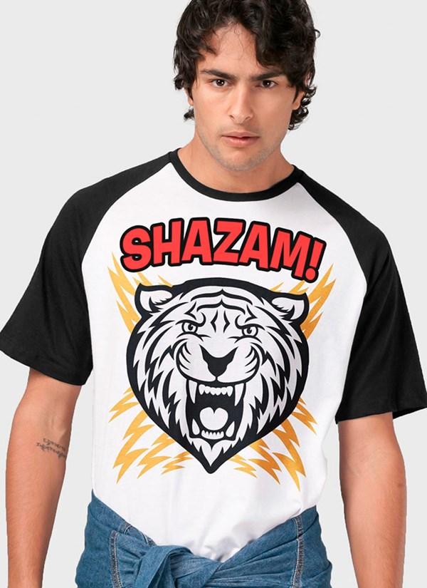 Camiseta Shazam Tiger