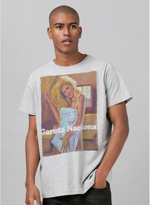 Camiseta Skank Garota Nacional