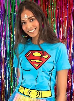 Camiseta Supergirl Body