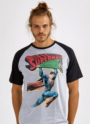 Camiseta Superman 80 Anos Action Comics Nº 1