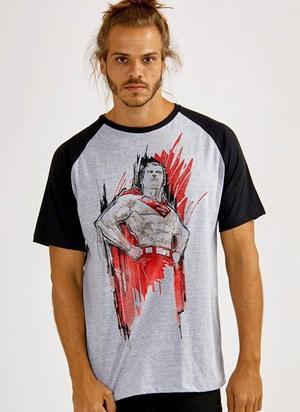 Camiseta Superman 80 Anos City