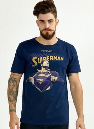 Camiseta Superman 80 Anos Forever