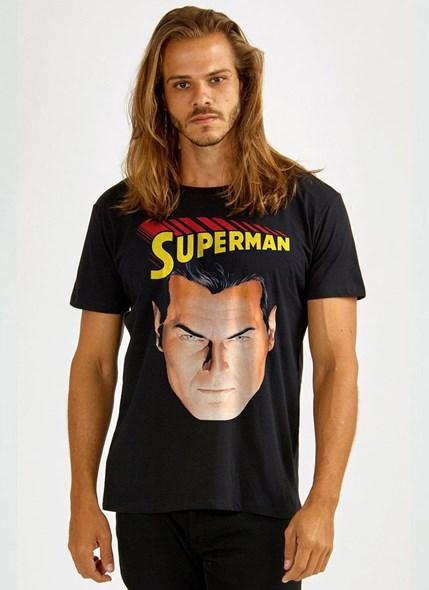 Camiseta Superman 80 Anos Paz na Terra