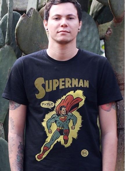 Camiseta Superman Justice