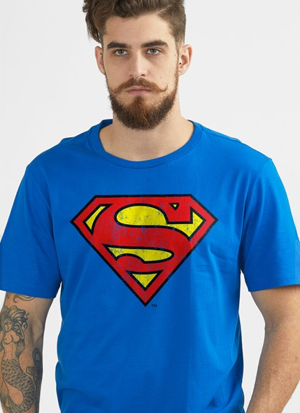 Camiseta Superman Logo