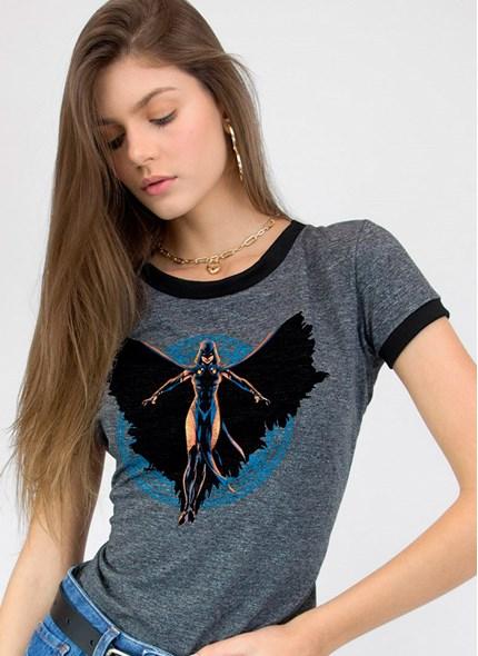 Camiseta Teen Titans Ravena