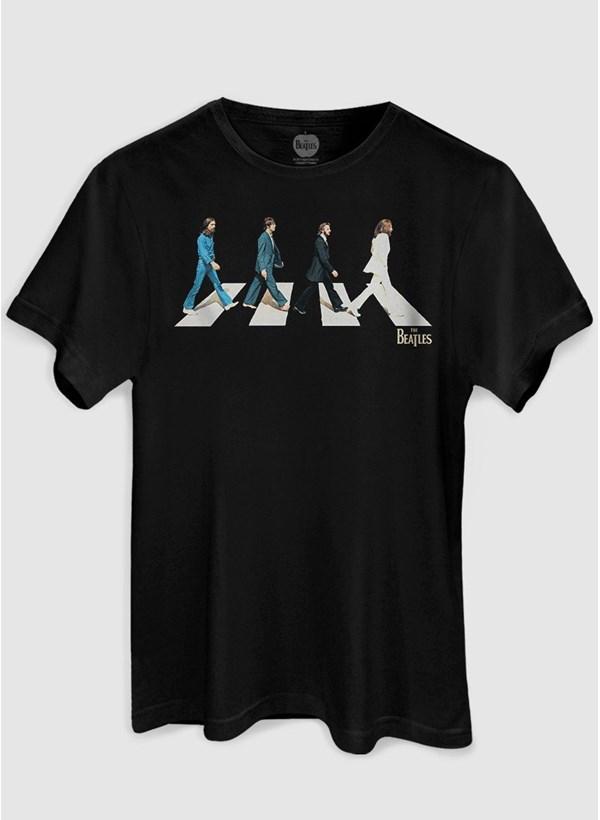 Camiseta The Beatles Abbey Road Masculino