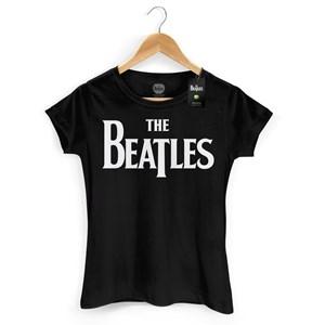 Camiseta The Beatles Classic Logo