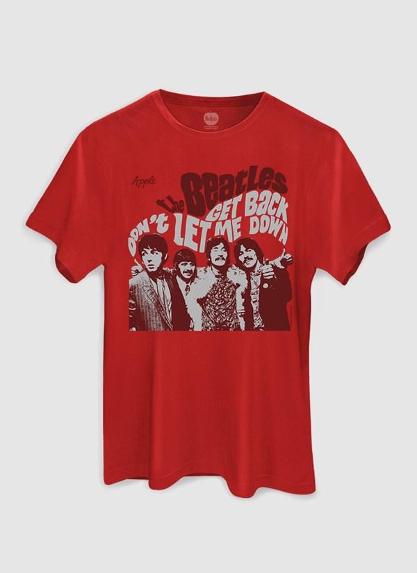 Camiseta The Beatles Don´t Let Me Down